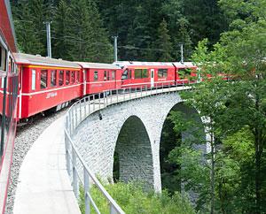 Rhätische Bahn: Chur-Arosa