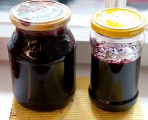 Holunderbeer-Marmelade