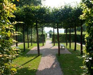 Der Heckengarten