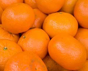 Mandarinen sind süßer und leichter zu schälen