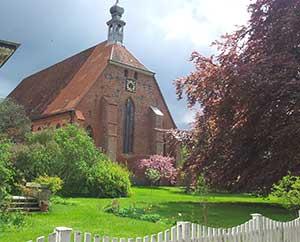 Preetzer Kloster aus dem 13. Jahrundert