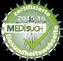 MediSuch Siegel 2015