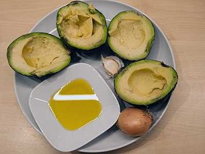 Avocado-Mus oder Guacamole, ein Rezept