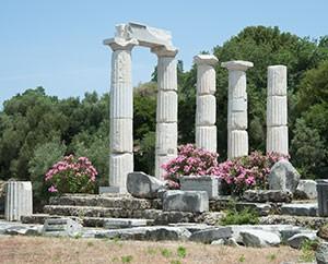 Kultstätte: Tempel der Götter