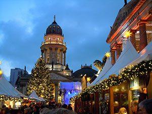 Weihnachtsmarkt am Gendarmenmarkt