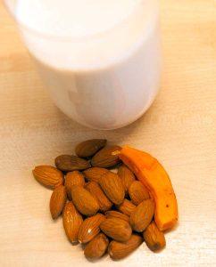 Zutaten für die Goldmilch