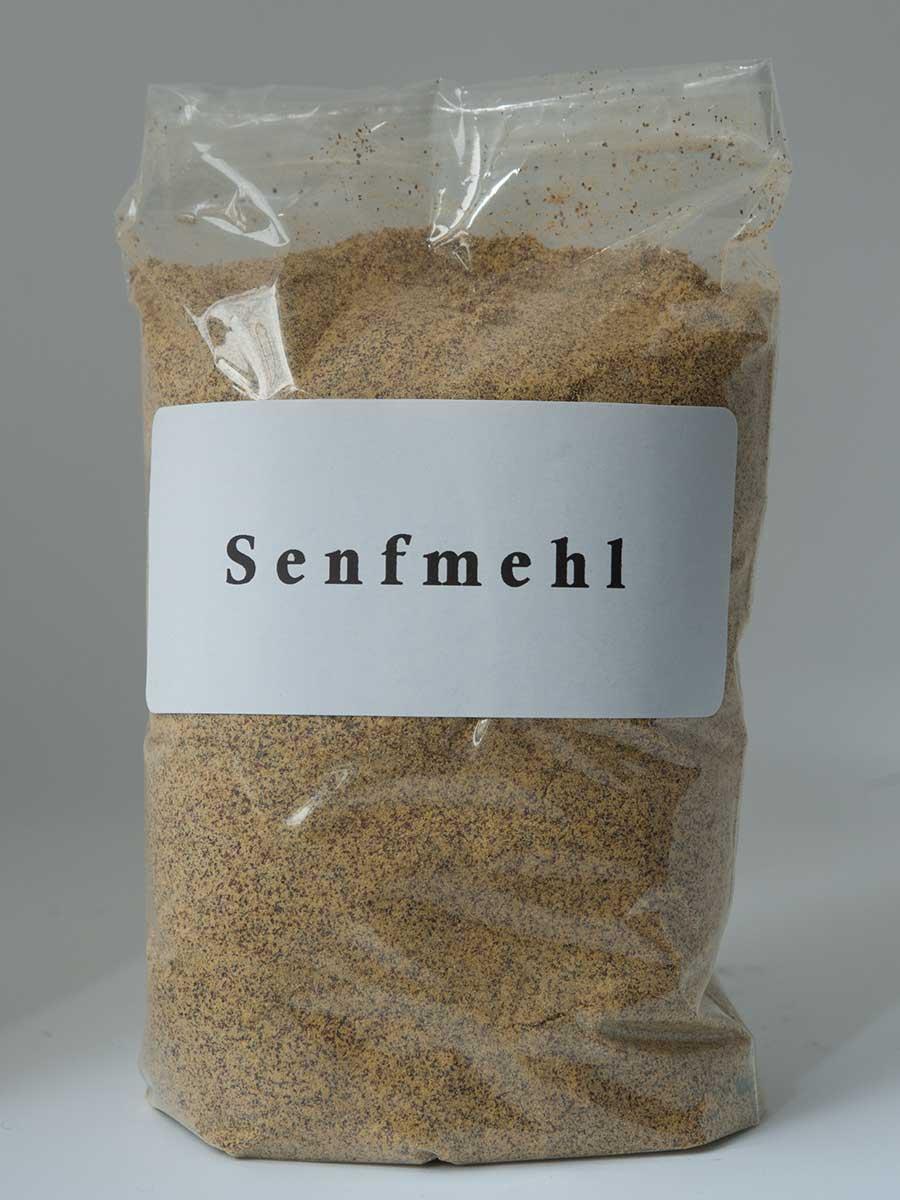 Senfmehl - heilsam in vielen Fällen