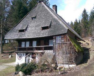 Ein Schwarzwaldhäusle