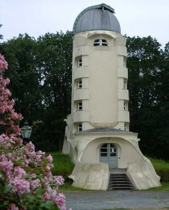 Einsteinturm von Erich Mendelsohn, Potsdam