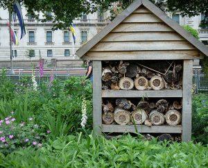 Insekten-Hotel