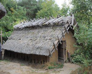 Ein Bauernhaus aus dem 12. Jahrhundert