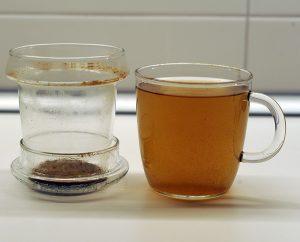 Fertiger Anis-Tee