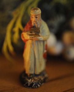 Melchor, einer der Heiligen Drei Könige